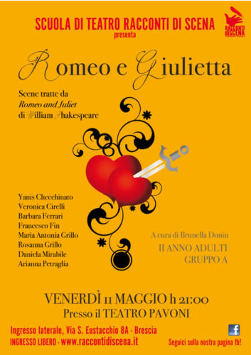Romeo e Giulietta 1718